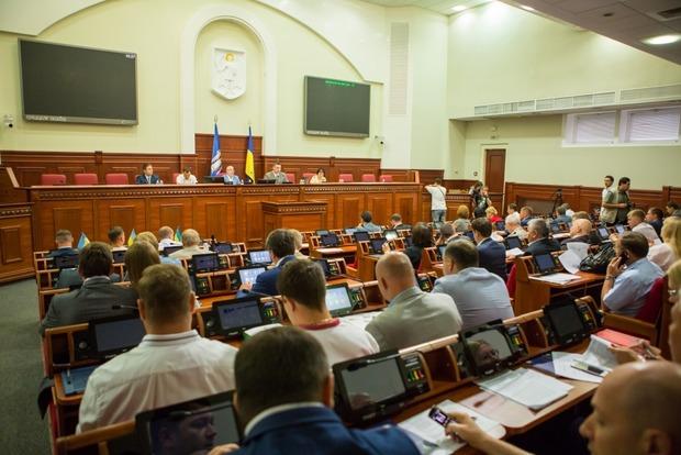 500 дней работы Киевсовета: Кличко пропустил треть заседаний, а 15 депутатов не подали ни одного проекта решения