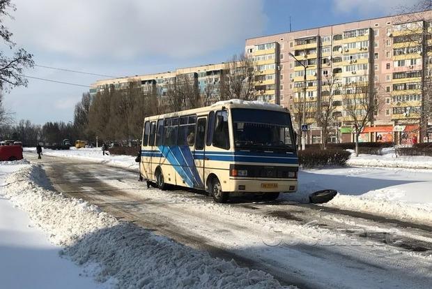 За смерть пассажирки харьковский маршрутчик получил 4 года тюрьмы