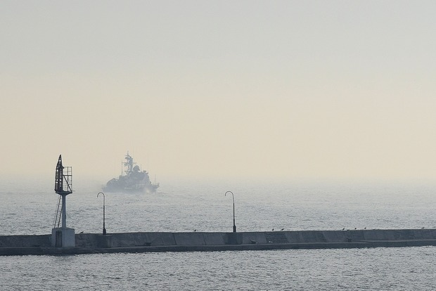 Ракетный катер ВСУ участвовал в учениях с кораблями НАТО в Черном море