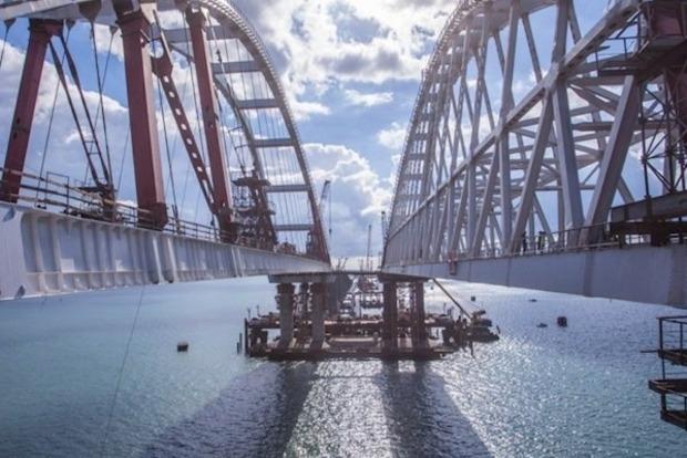Путин объявил скорое открытие Крымского моста