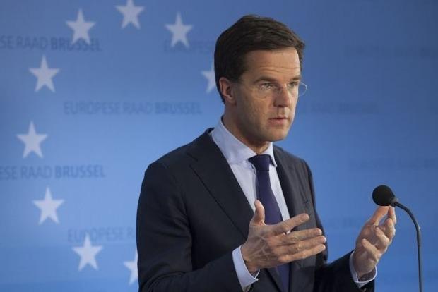 Премьер Нидерландов не исключает пересмотра решения по ассоциации Украины и ЕС