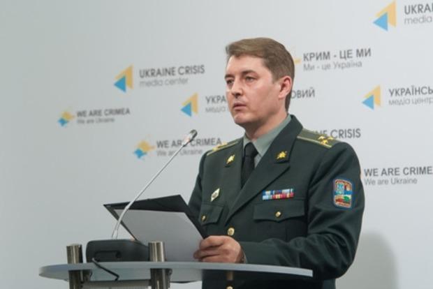 Мотузяник: Силовики не пытались наступать под Донецком