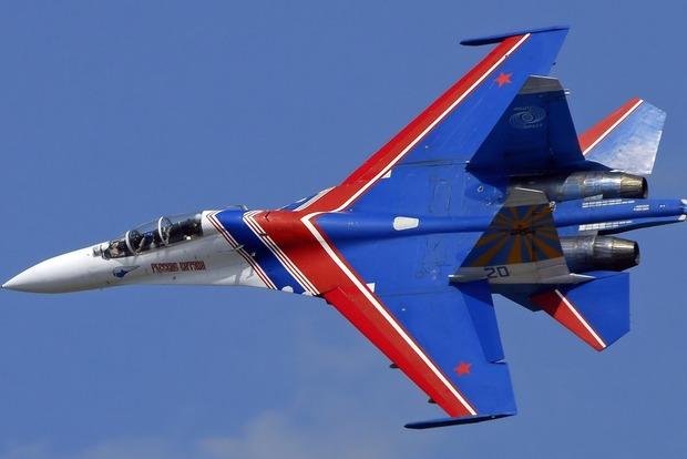 Названа причина крушения истребителя Су-27 «Русских Витязей»