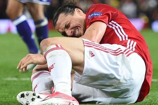 Звезда МЮ из-за тяжелой травмы может завершить карьеру