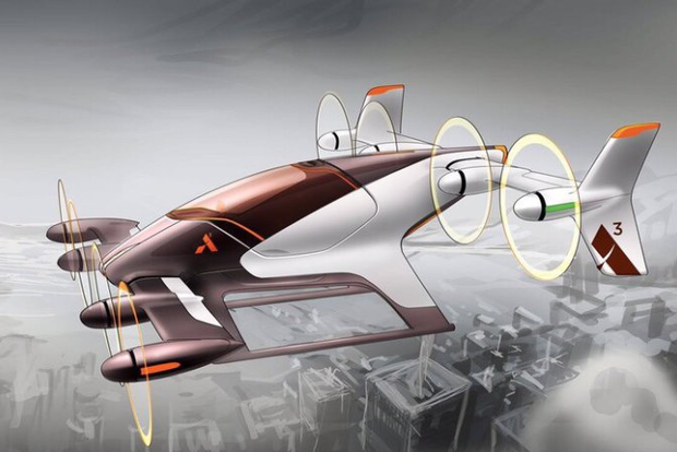 С крыши на крышу. Airbus через три года запустит в крупных городах службу аэротакси