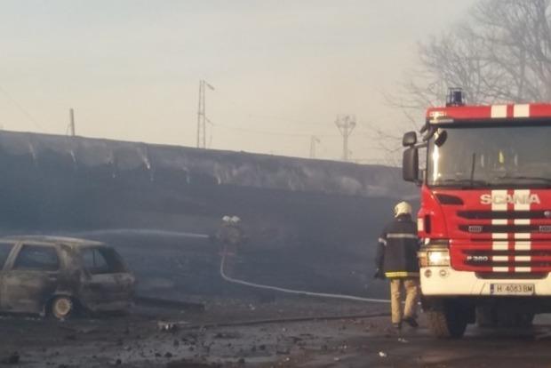 В Болгарии сошел с рельс и взорвался газовый поезд, есть жертвы