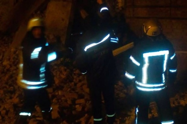 В Чернигове обрушилось общежитие, есть пострадавшие