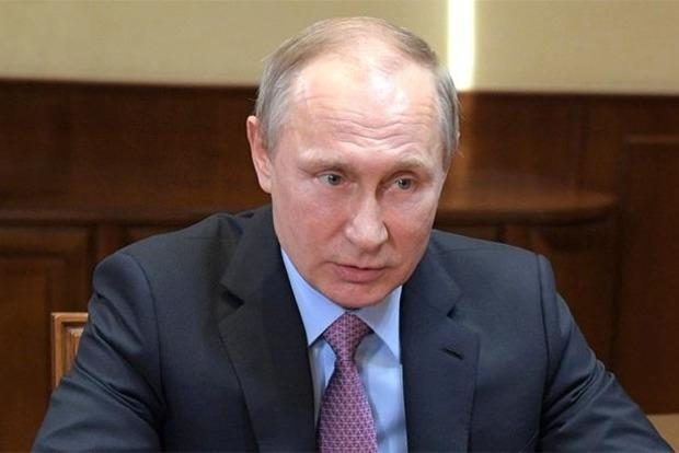 Медведчук в оккупированном Крыму встречался с Путиным