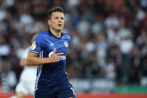 Коноплянка помог Шальке отыграть 4 гола в дерби с Боруссией