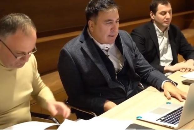 Саакашвили взялся за игорный бизнес
