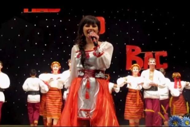 Молодая украинская певица внезапно покончила с собой