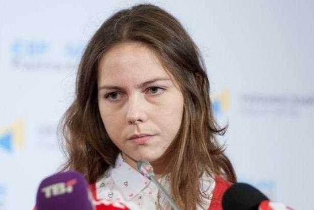 Вере Савченко не позволили увидеться с сестрой