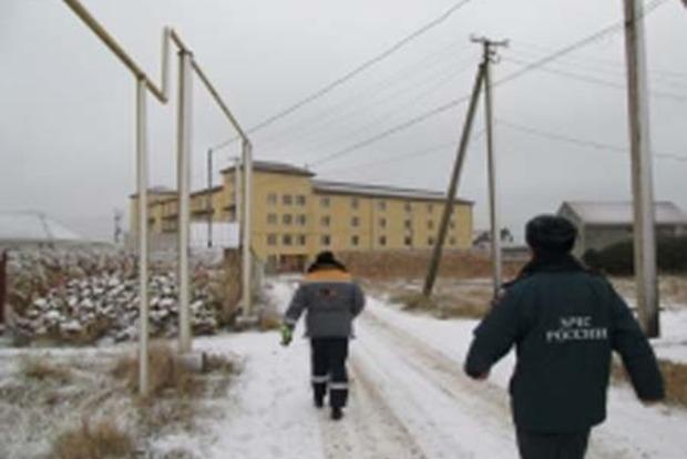 Блэкаут на Новый год в Крыму: Без света осталась часть полуострова