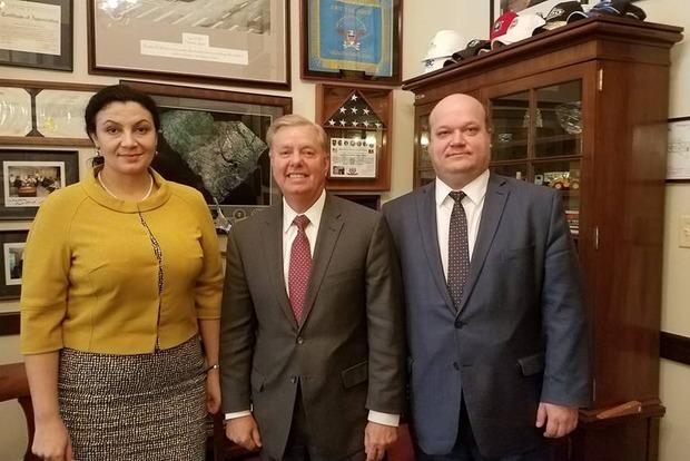 В посольстве Украины в США анонсировали визит сенатора Маккейна