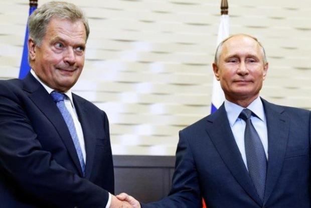 Финляндия отказалась от НАТО, боясь путинскую Россию