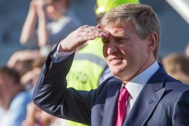 Ахметов вновь возглавил рейтинг самых богатых людей Украины