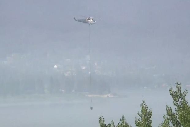 Канада объявила чрезвычайное положение из-за масштабных лесных пожаров