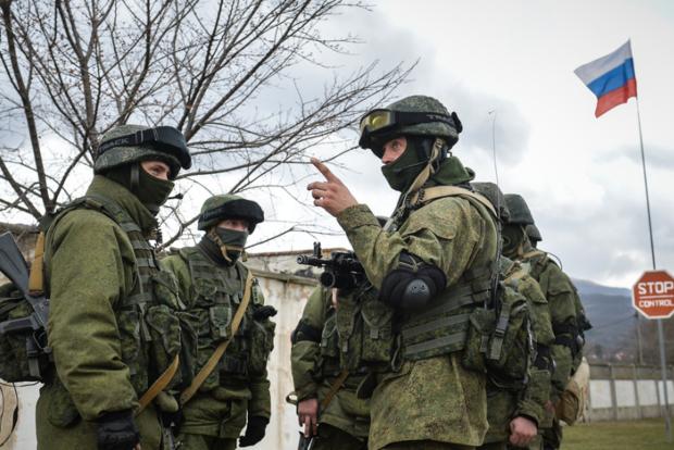На Донбассе задержаны «заблудившиеся» российские военные медики