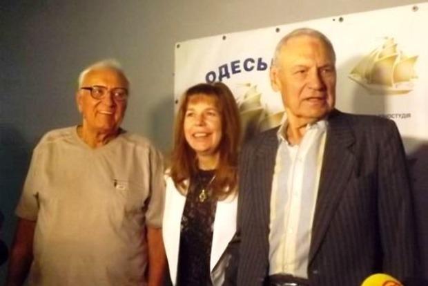 Одесская киностудия представила новый детский фильм