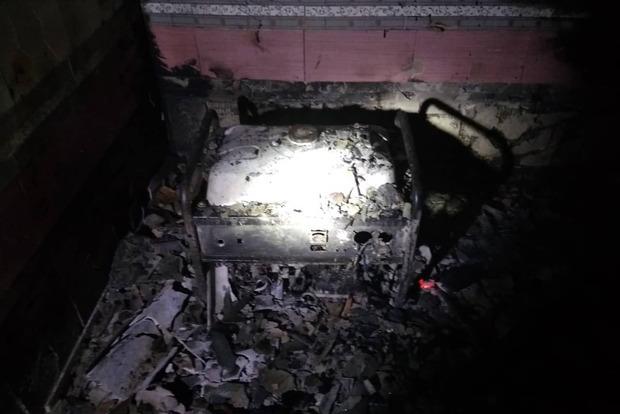 Під Києвом з пожежі врятували 350 поросят