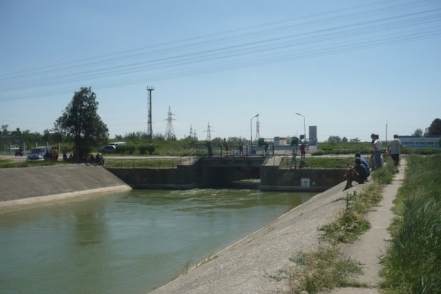 Вчений про запаси води в надрах Північно-Кримського каналу: там нічого немає