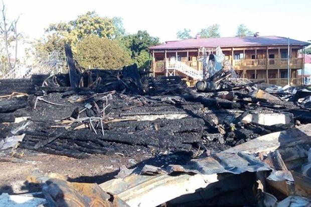 Пожар в лагере Виктория: прокуратура сообщила о подозрении должностному лицу ГСЧС