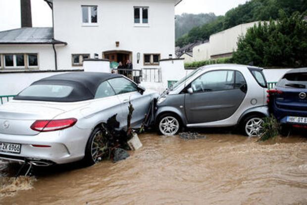 Эксперты предупреждают о росте продаж мошенниками автомобилей -«утопленников»