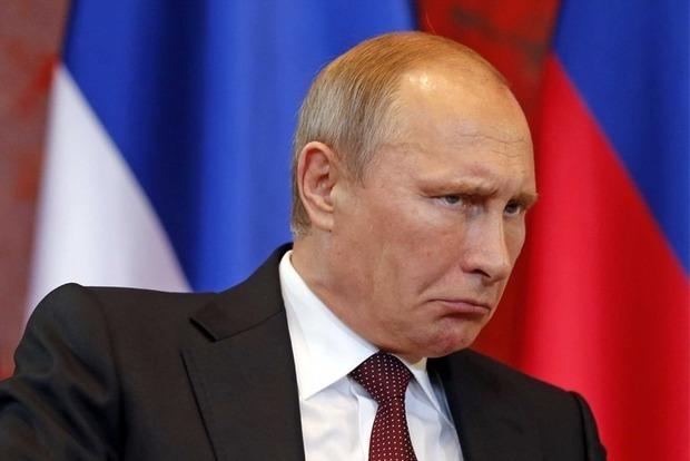 «Левада-центр»: рейтинг Путіна знизився до 39%