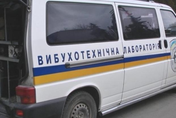 Неизвестный «заминировал» супермаркет в Киеве