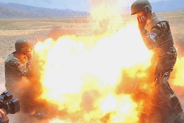 Американские военные опубликовали кадр девушки-фотографа, которая сняла свою смерть в Афганистане