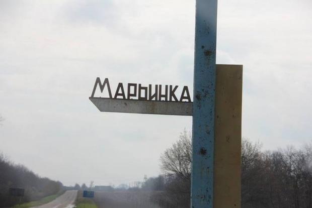 СЦКК: Боевики обстреляли жилые кварталы в Марьинке