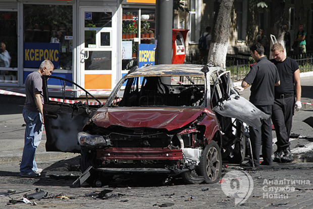 Геращенко признался, что за убийство Шеремета некого судить