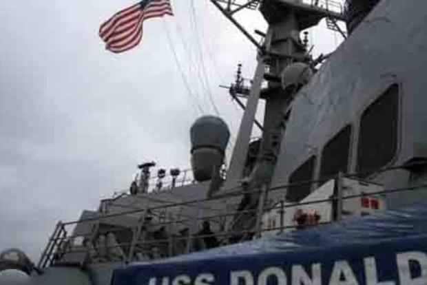У Чорне море увійшов американський есмінець Donald Cook