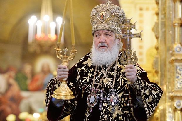 Глава РПЦ Кирилл пожаловался Европе на «антицерковные» законы в Украине
