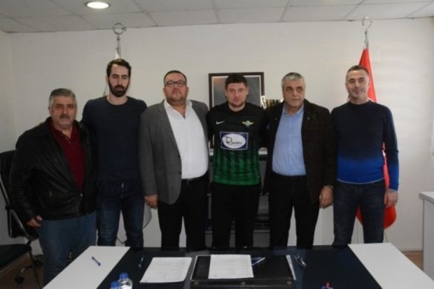 Евгений Селезнев подписал договор с«Акхисар Беледиеспор»