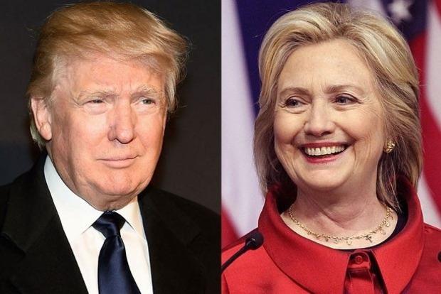 Клинтон и Трамп выиграли праймериз в Нью-Йорке