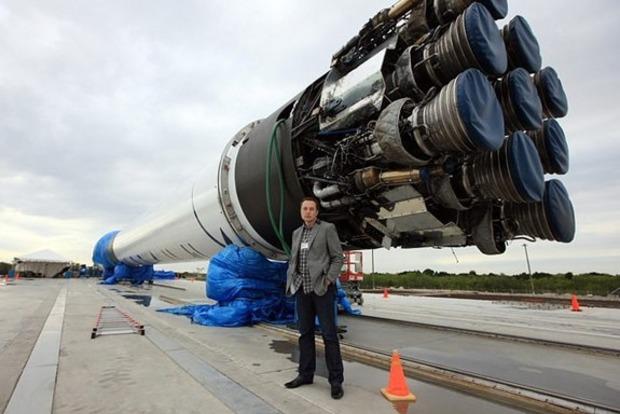 Исторический прорыв: в космос повторно улетела уже побывавшая там ракета Falcon 9