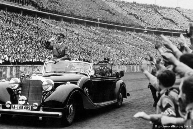 Авто Гітлера в США продадуть з аукціону