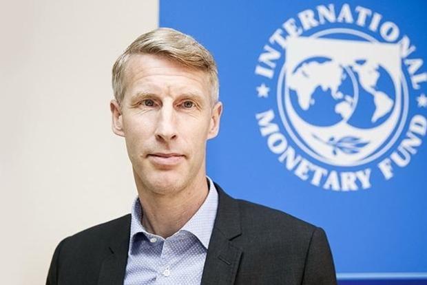 Эксперты МВФ посетят Киев 4-9 ноября