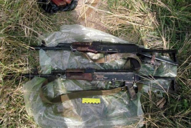 В Краматорске найден очередной тайник с оружием