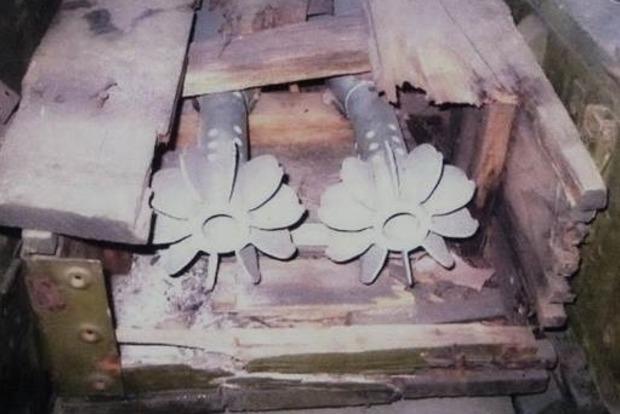 На Харьковщине в военной части нашли незаконный тайник с боеприпасами