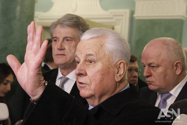 Кравчук рассказал, кто заменит Кучму в Минском процессе