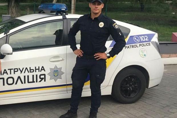 В Кропивницком полицейского ударили ножом в спину