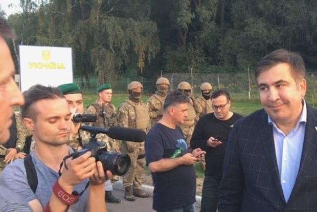 Милиция нашла оружие уодного изучастников «прорыва» Саакашвили