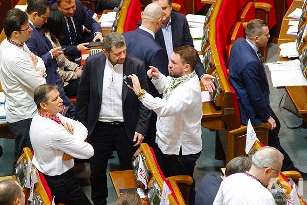 Артеменко назвали «русской консервой» и обещают начать процедуру лишения мандата