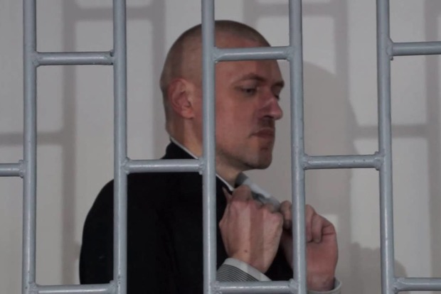 Украинский политзаключенный Клых находится в Магнитогорске