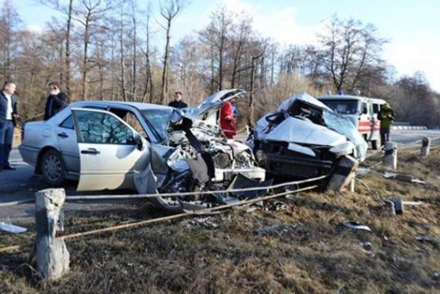 В Виннице в аварию попали пять авто