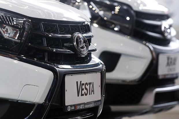 АвтоВАЗ отзовет в РФ 90 тыс. машин Lada в рамках крупнейшей за 2,5 года кампании