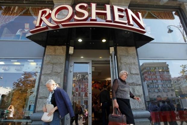 В Киеве во второй раз за месяц заминировали все магазины Roshen