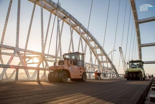 Україна підрахувала збитки від Кримського моста і виставить Росії рахунок